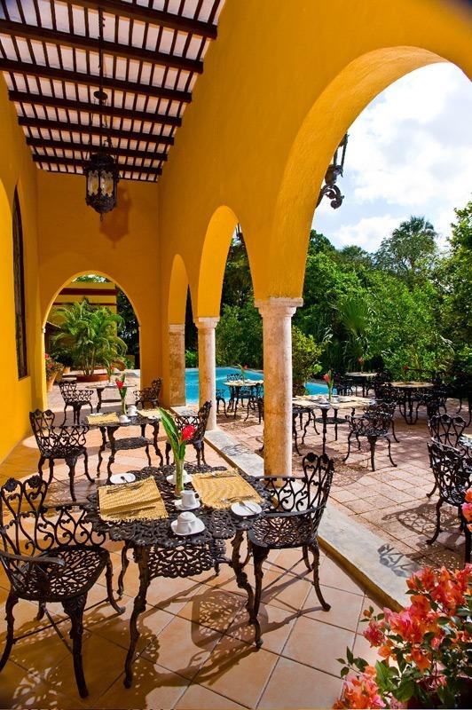Mexican hacienda in m rida yucat n m xico hacienda misn for Hotel luxury merida